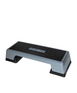 تصویر تخته استپ فایبرگلاس 90 سانتی Aerobic Step 770