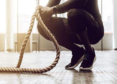 تصویر برای دسته طناب های بتل روپ